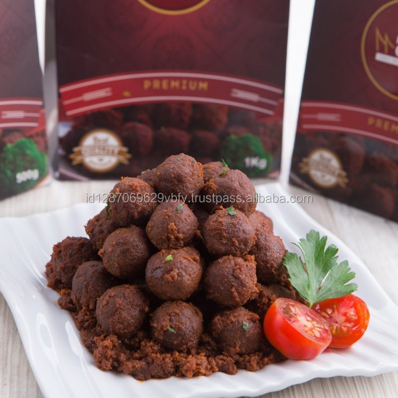 Hot Product of Mashed Beef Rendang From Indonesia