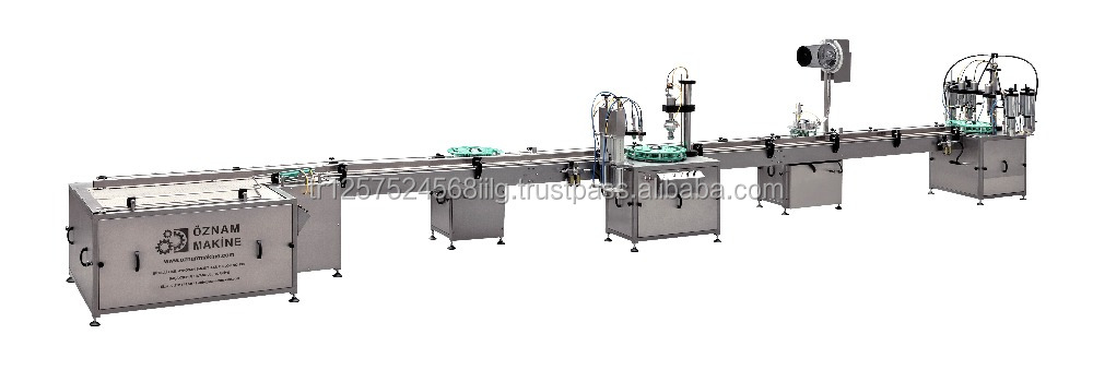 High Quality Aerosol Filling Machine