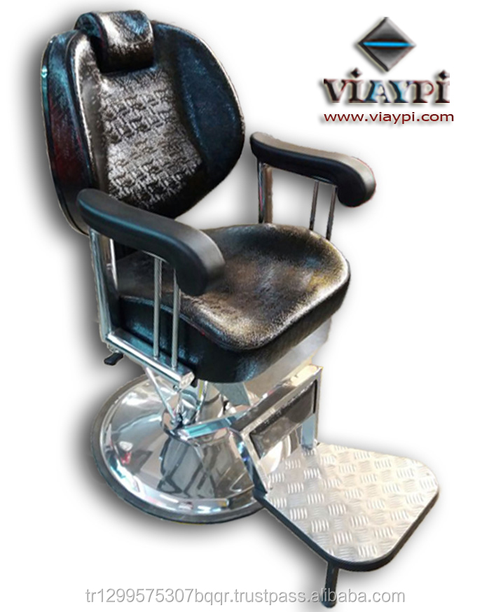 Classic Barber Chair _ Viaypi Company _ Barber Chairs _ Hydraulic Barber Chairs _ Salons Modern Barber Chair