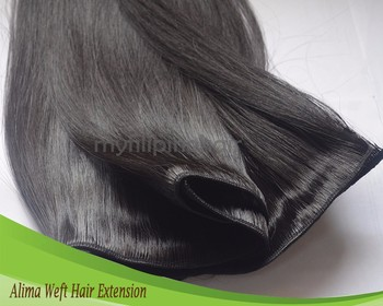 Chemical Free Alima Weft Hair extension