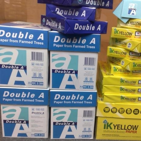 Double A4 Paper- Different Kind Of Copy Paper at affordable prices