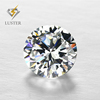 Luster high quality moissanite diamond stone