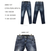 Thick fashion men's winter denim jeans Pants
