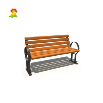 New style useful outdoor furniture garden bench wooden chair for leisure