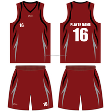 custom logo design college basketball uniform 100% Polyester European sublimation basketball jersey