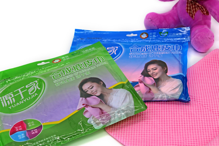 different patterns wholesale cleaning pva car cloth