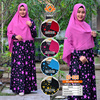 dress islamic clothing wholesale - Gamis star pattern with Hijab