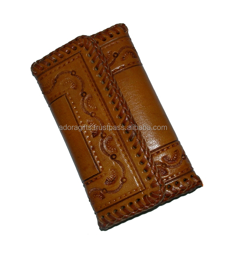 PU leather key wallets / newest functional key chain / new ladies key case in leather
