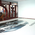 cobblestone pvc 3d basketball floor