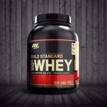 Gold Standard 100% Whey Protein Powder 5 lbs + Choose Flavor