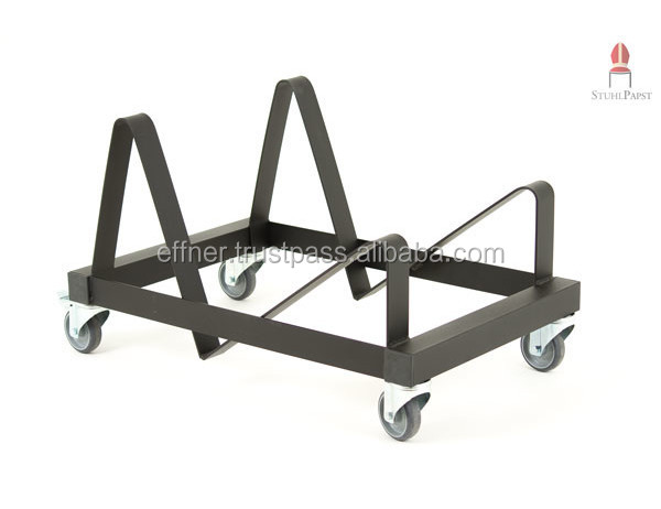 Transportwagen Juw.el - trolley for our jew.eler chair series, transport cart for stacking jewel, chair transport cart