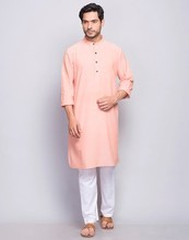 white short kurta pajama desigs for men 2014