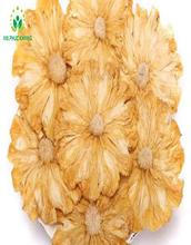 Crispy Vacuum dried fruit Dried Pineapple Slice Cut