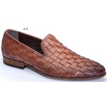 Loafers Man Leather Shoes M-83786 Paul Branco / Istanbul Turkey