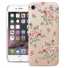 2017 Cell Phone PU Leather Back Cover Case for iPhone 8 7 6s 6 Plus