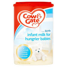 Cow And Gate 2 Infant Milk Hungrier Babies 900G