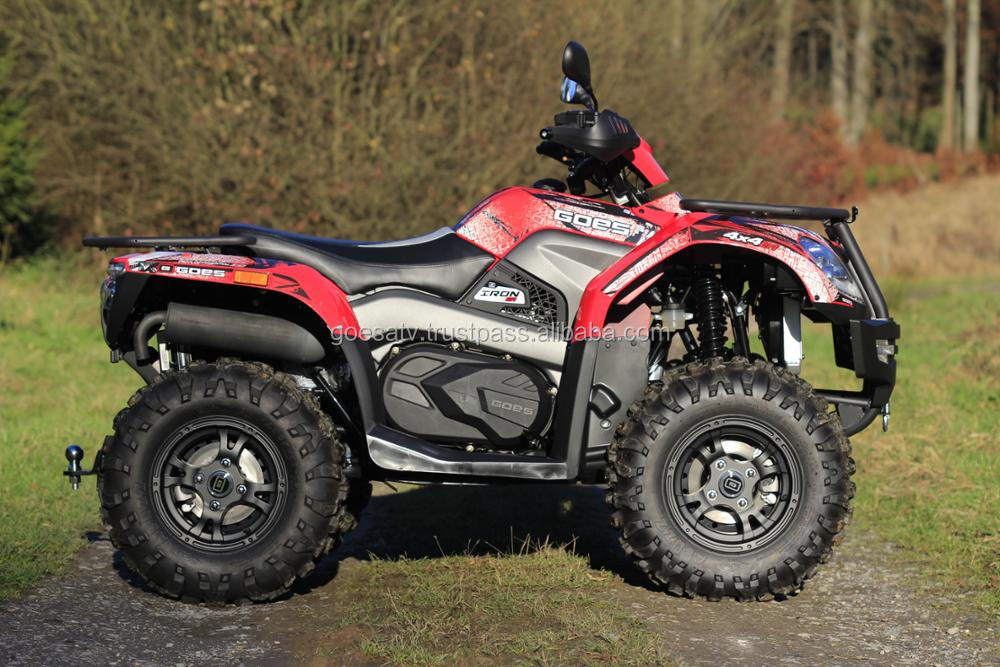 ATV EURO 4 HOMOLOGATION EUROPEAN 2017
