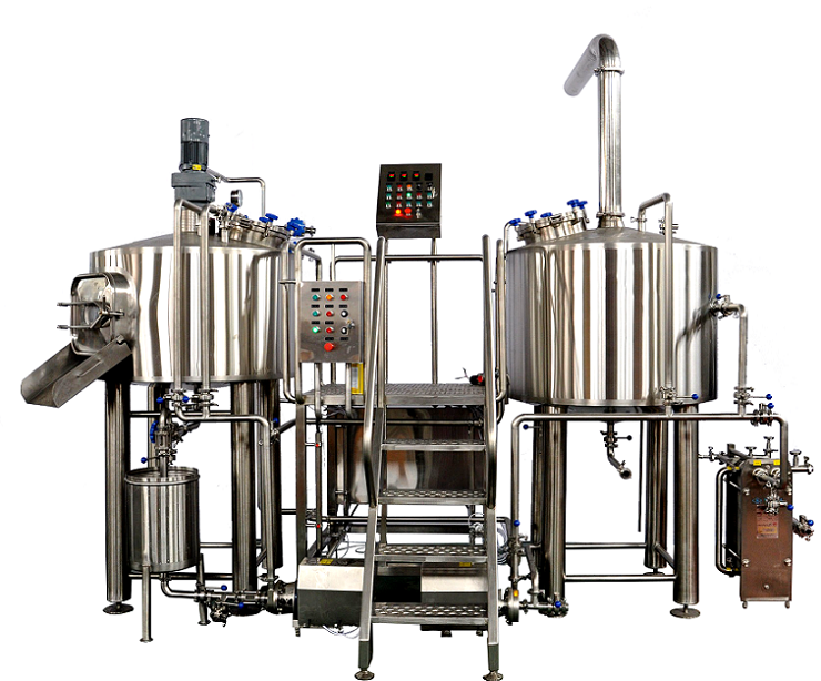 commercial/industrial 60BBL beer brewery equipment , conical beer brewing equipment , beer fermenter