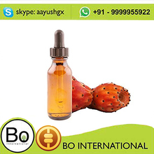 Prickly Pear Seed Oil Extra Virgin Premium Quality 100% Pure Organic natural - No Chemical - No Treatment - Cold pressed
