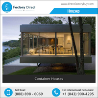 Prefab Shipping Office Container Drawing Modular Homes for Sale