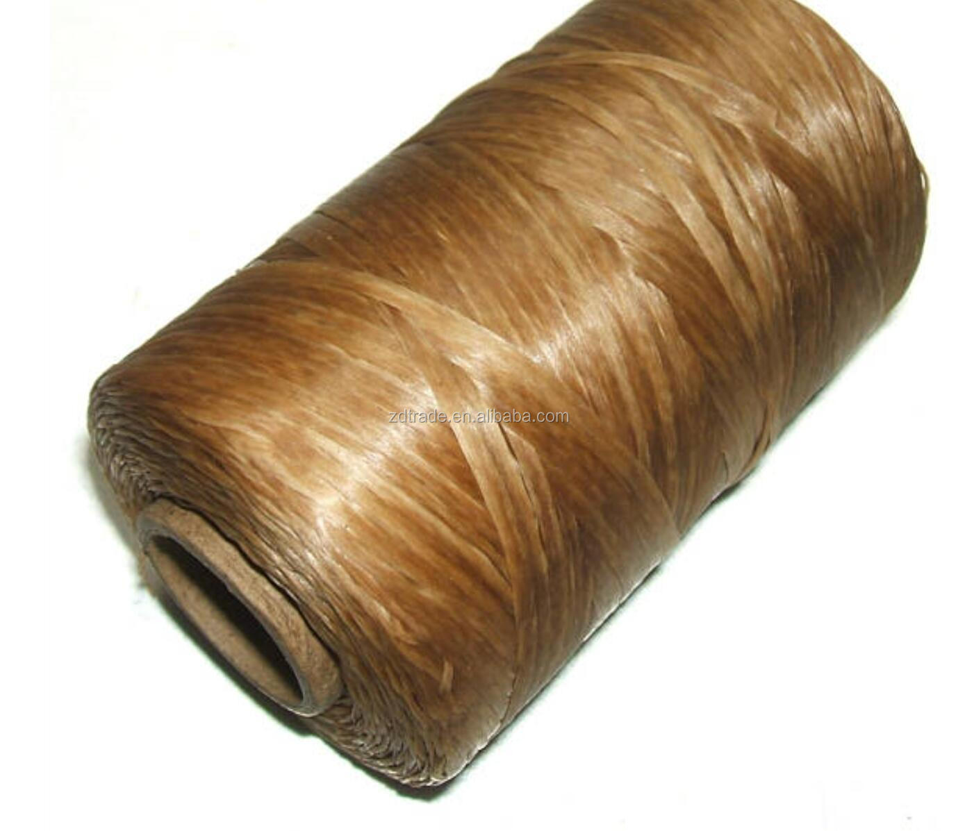 25yards Artificial SINEW Thread Polyester Leatherworking Jewelry Making