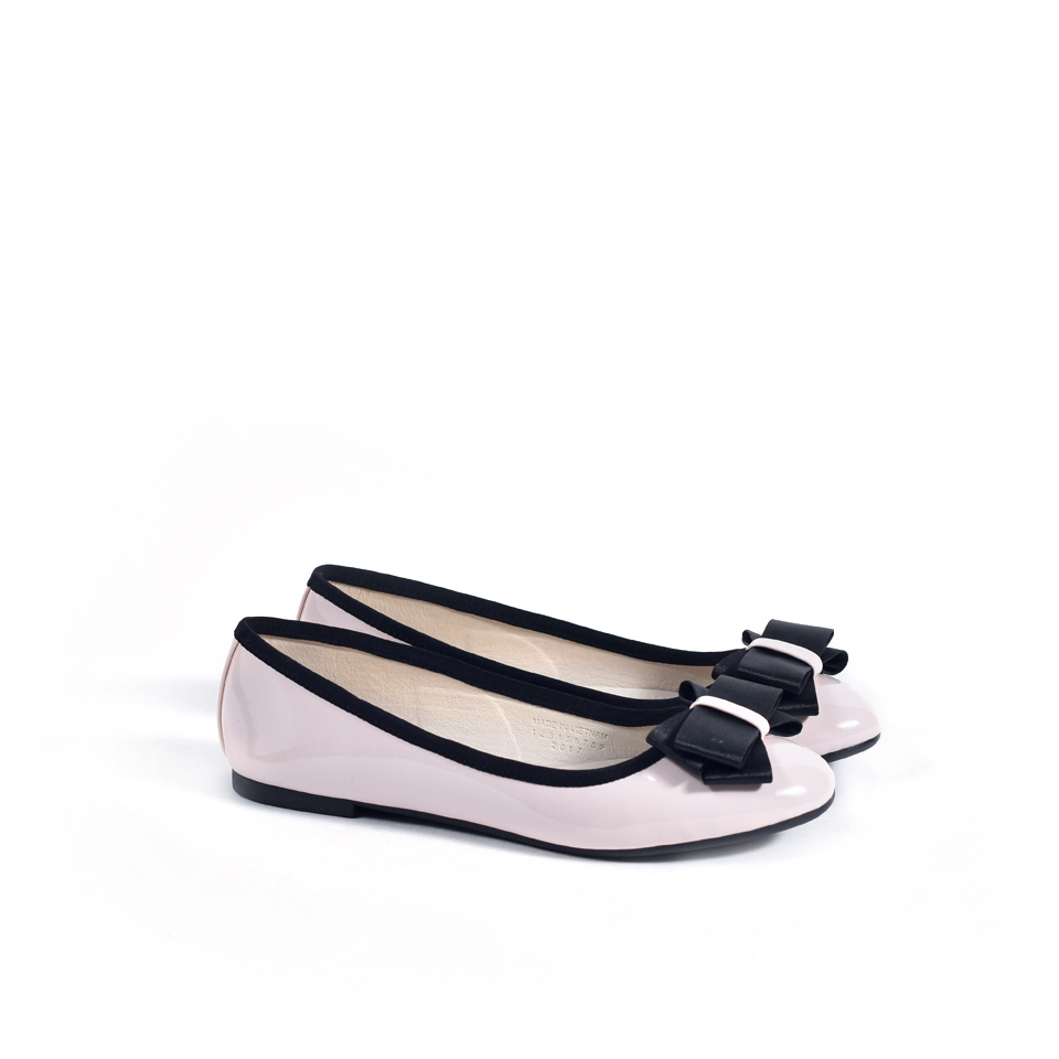 Hot summer flat shoes with Satin bow 0830