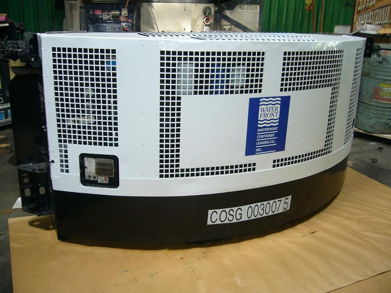 Fully Repaired, Great Running Clip-on Generator (Gensets) - Carrier Brand Machinery