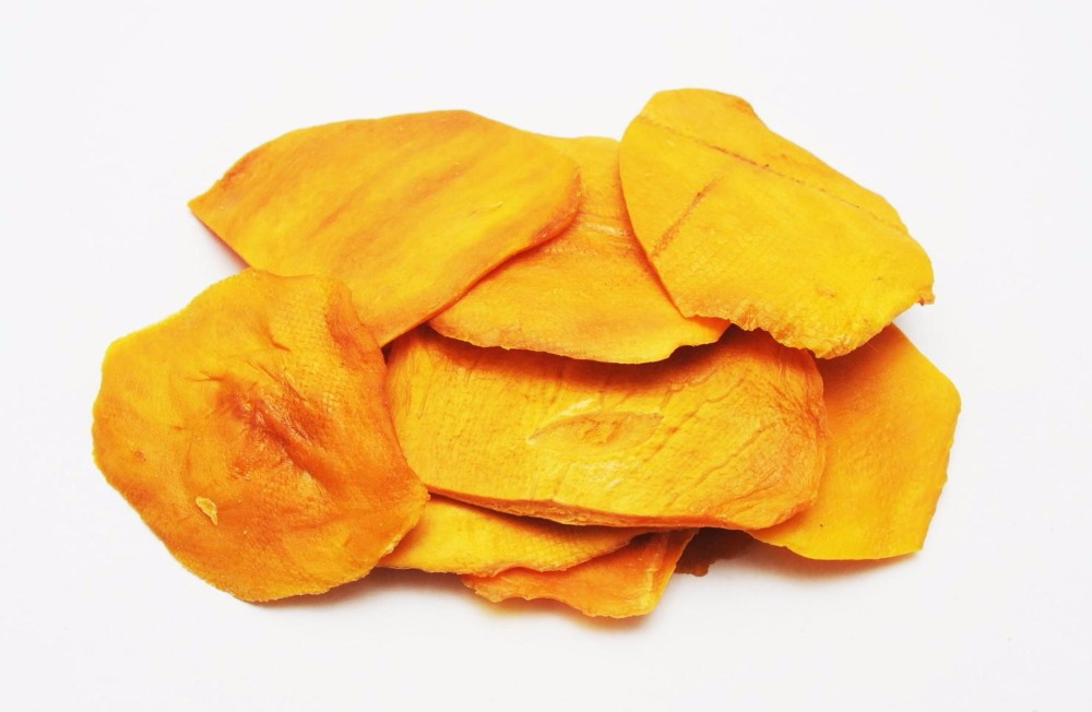 Organic dried mango/ freeze soft dried tropical fruits in Vietnam