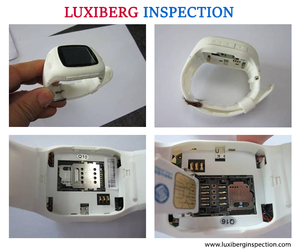 Smart Watch, Quartz Watch Quality Control Inspection in Shenzhen / Experienced Reliable QC in Shenzhen