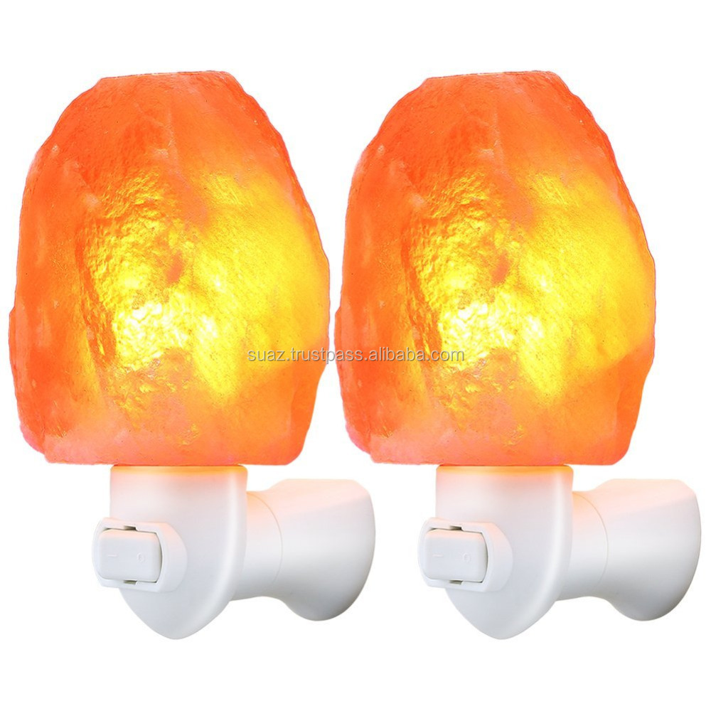 100% natural crystal himalayan salt Voltage: 110V Lamp Power: 15 watts Bulb Type: E14 Screw Base Bulb AC110V /60HZ /15W Package