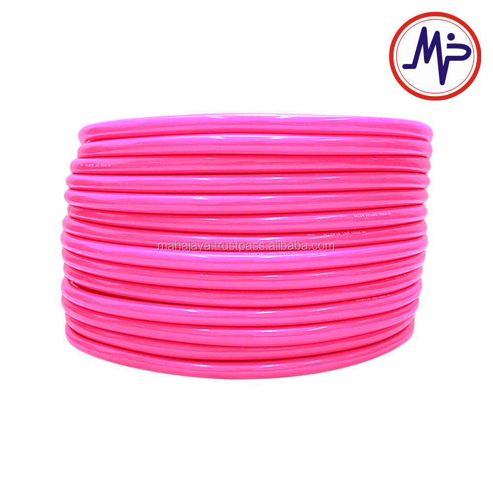 PVC Super Flexy Elastic Hose For Gardening and General Purpose