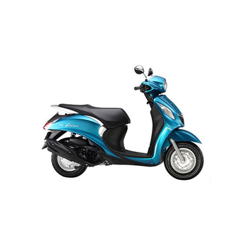 THE BRAND NEW FASCINO SCOOTER