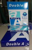 Multipurpose Double A4 Size Copy Paper 80gsm Copier Paper