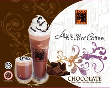 Wholesale Best Selling Instant Chocolate Drink from Malaysia