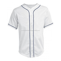 Custom stitching baseball jerseys wholesale sublimated baseball jersey
