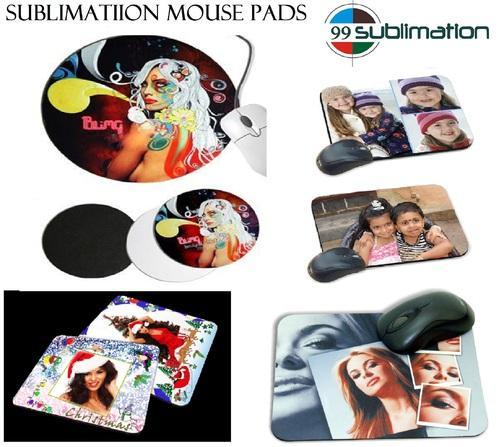 Fashion Cheap Sublimation Mouse Pad for Customized Printing