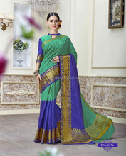 Multi Color Tussar Silk Saree / Designer Sarees Online Shopping / Online Shopping Of Designer Sarees