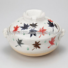 High quality stocked enamel pot from Japanese supplier