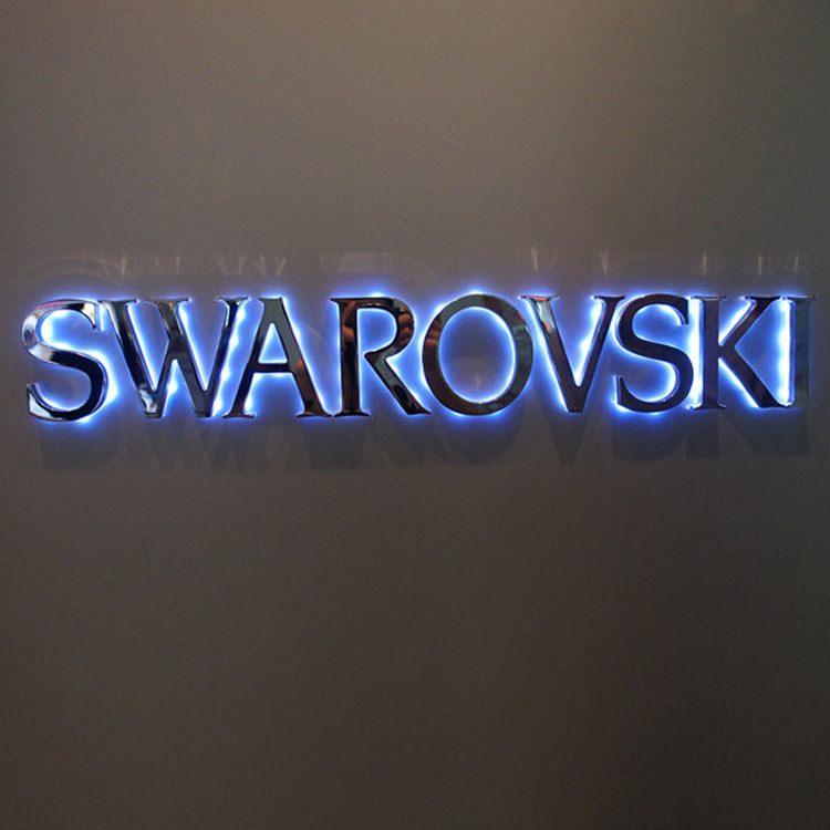 led acrylic sign 176