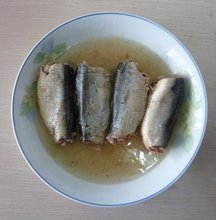 Best sales Canned jack mackerel fish in brine 425g