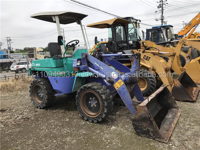 Used Komatsu WA30 Mini Wheel Loader, Used Komatsu WA30 Small Wheel Loader for sale