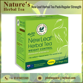 Natural Energy Booster Slimming Herbal Green Tea/ Weight Loss Tea in Bulk