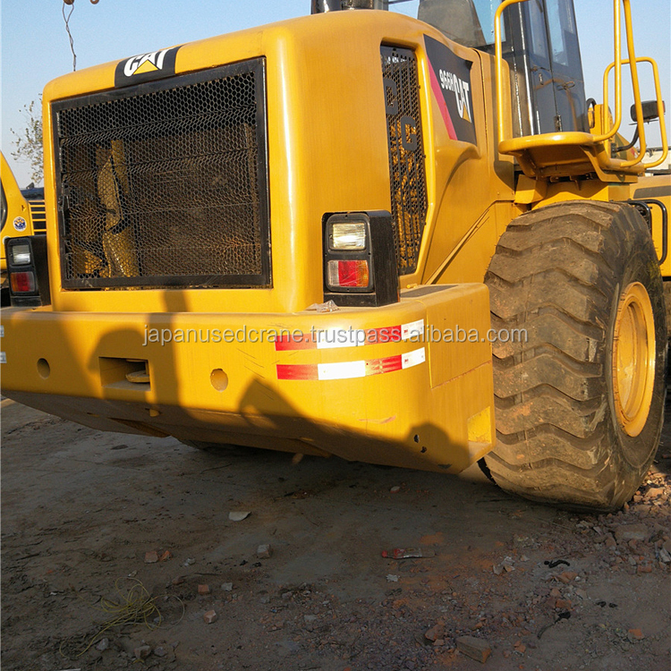 used caterpillar wheel loader 966h, used cat 966h loader for sale, good condition