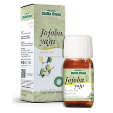 Shiffa Home Brand Jojoba Oil 20 ml Simmondsia Chinensis