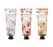 FROMNATURE Moisturizing Hand cream with shea butter Red Citrus Raspberry White Berry handcream
