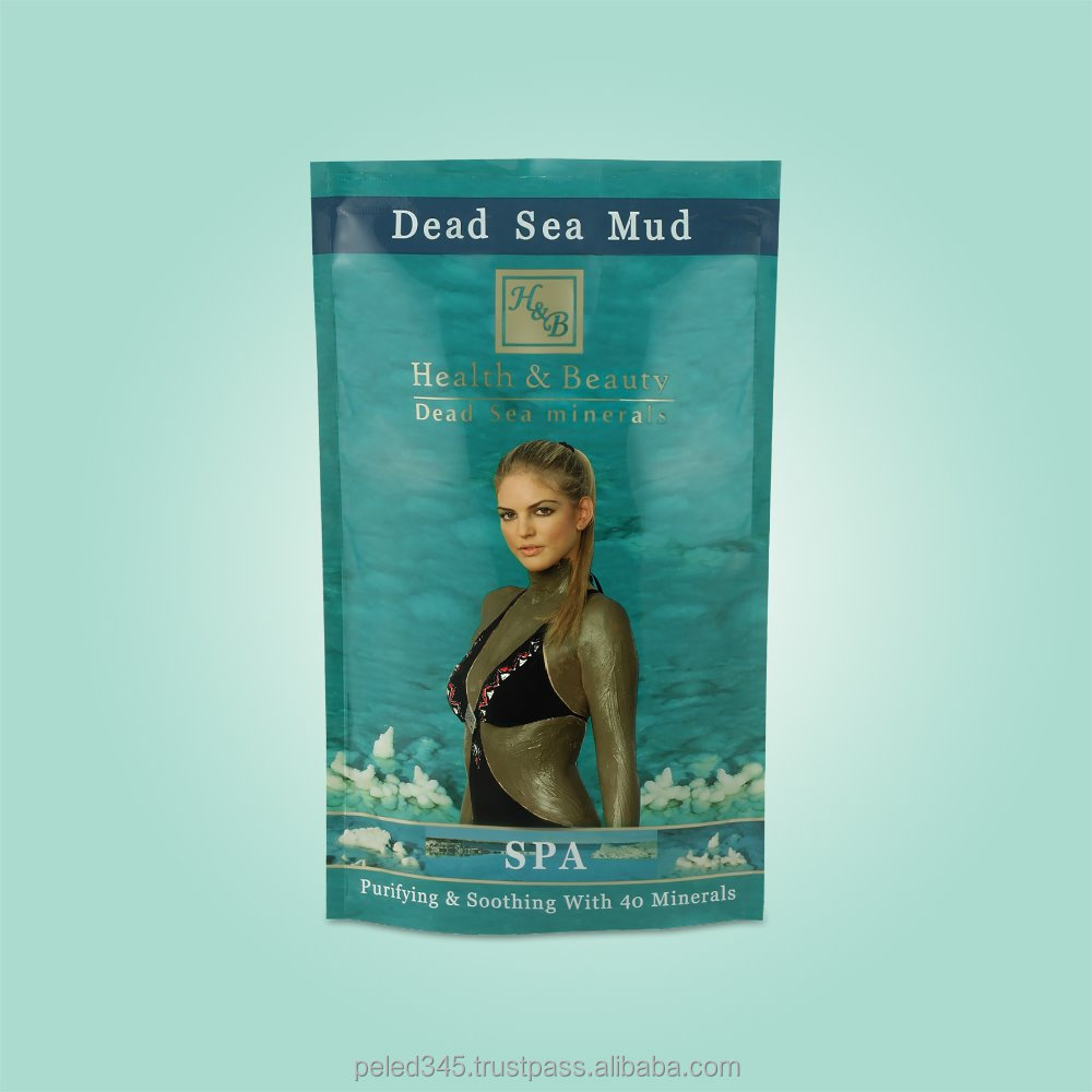 Natural mineral Dead Sea mud 300/600g