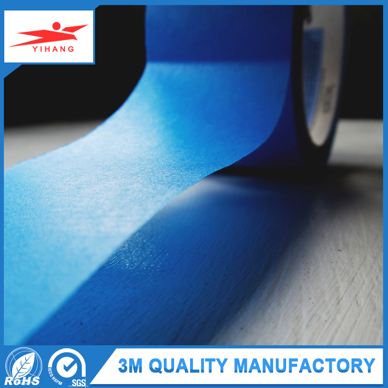 Manufacture Factory Painters Colorful Cheap Masking Tape