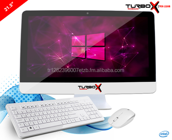 "Turbox 21.5"" ALL IN ONE PC"