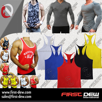 Gym Wear Bodybuilding Gym Stringer Vests