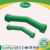 swan neck, bridge, curved ppr plastic fitting for water, D20 to D25, Bona Plastic